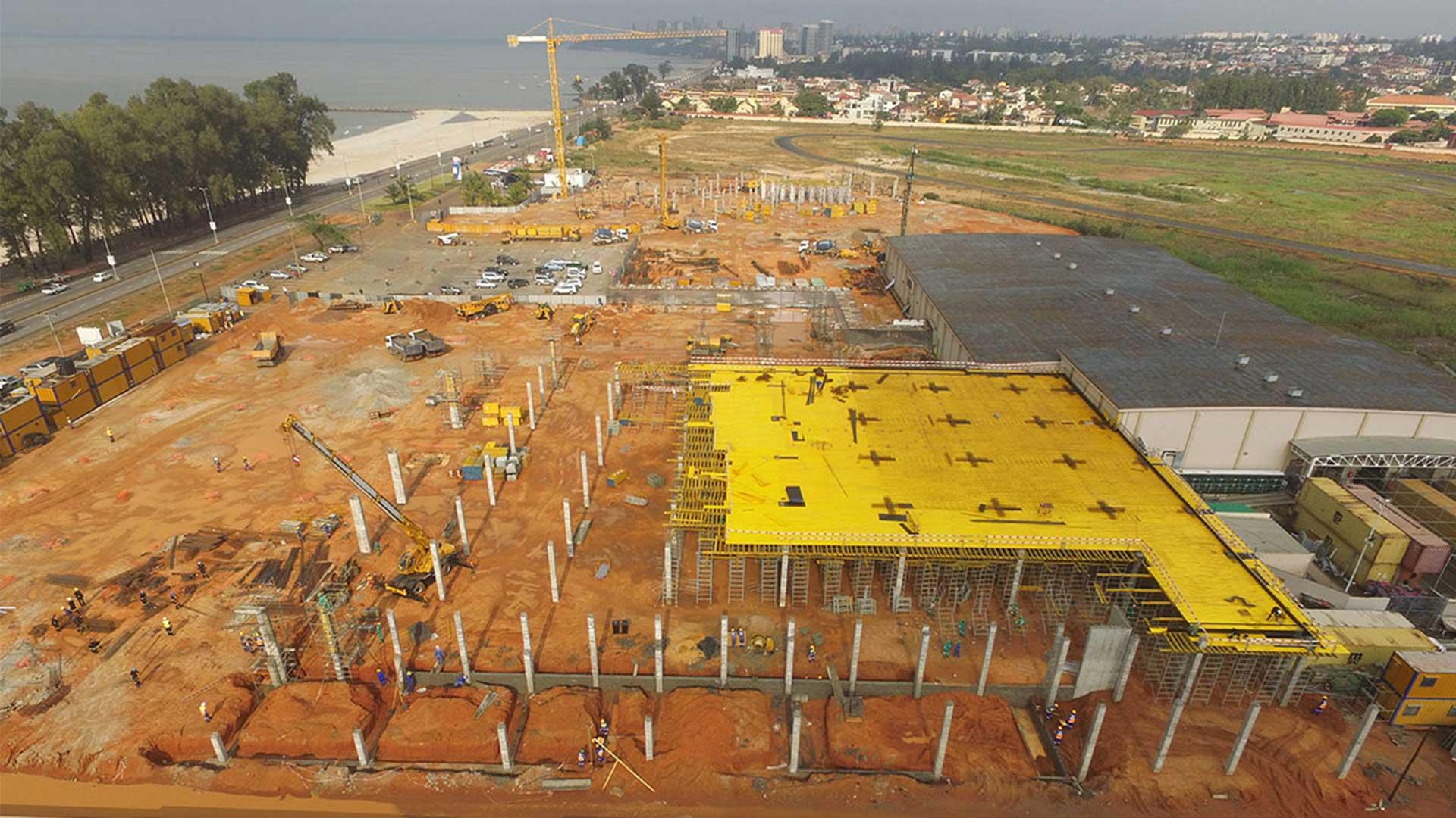 NOVEAU CENTRE COMMERCIAL AU MOÇAMBIQUE