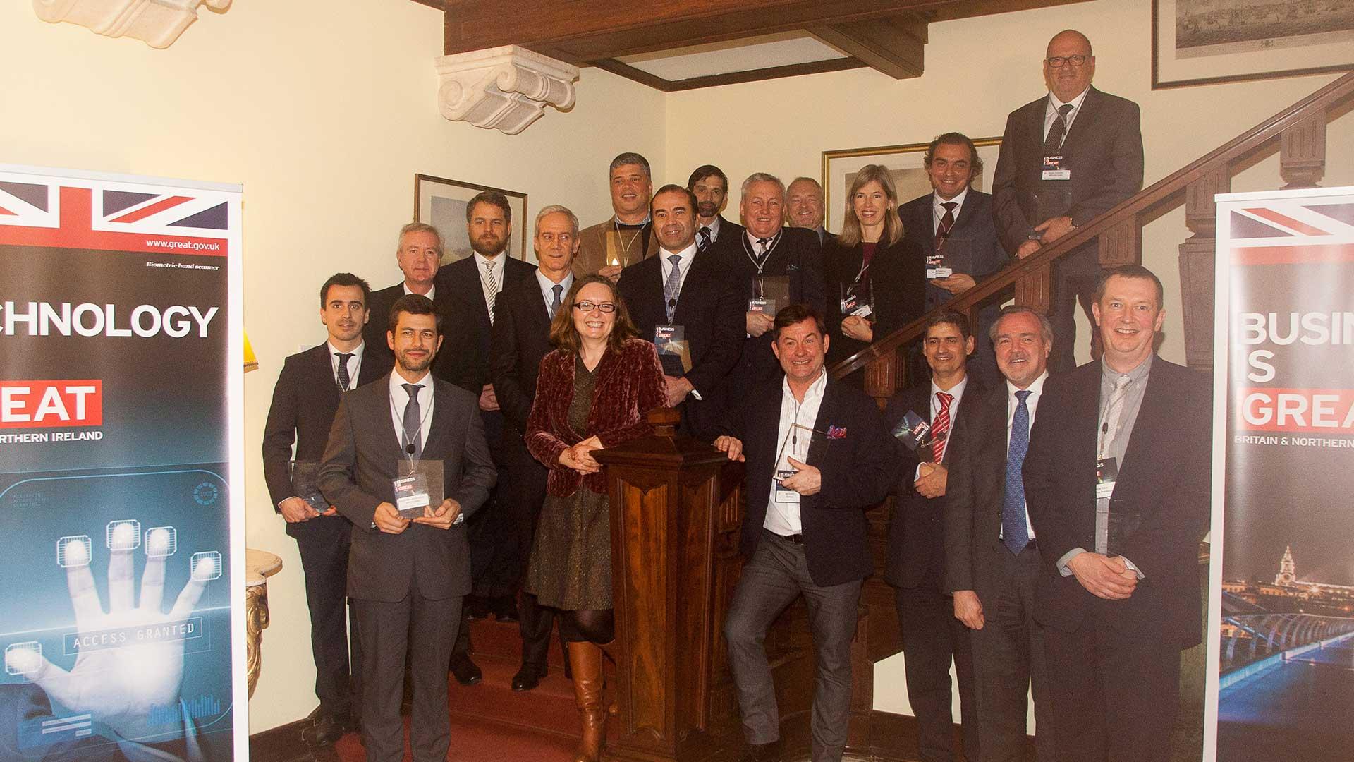 DTI Business Awards