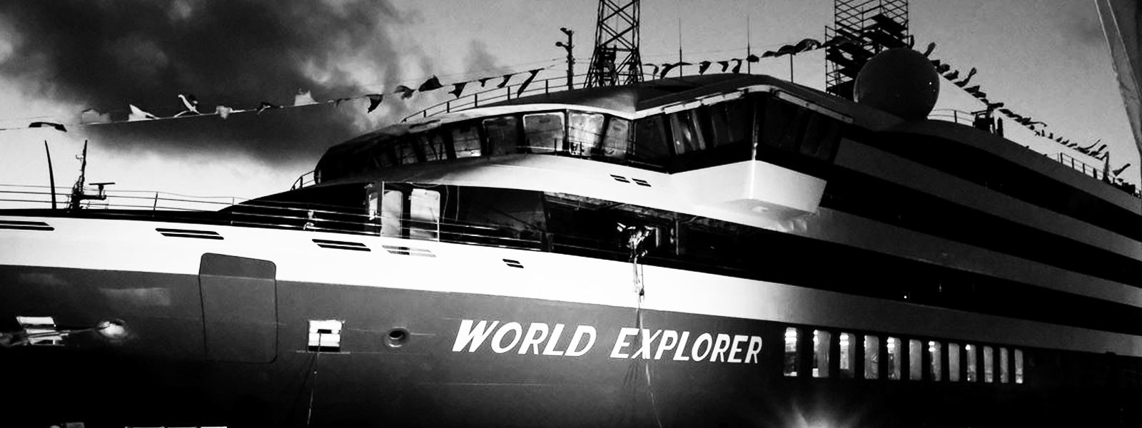 MS WORLD EXPLORER CONSTRUCTION